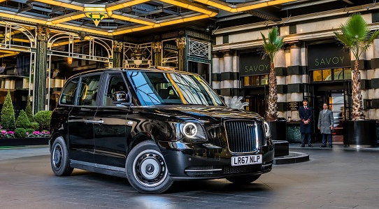London Electric Taxi