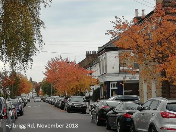 East Dulwich Consultation Photos