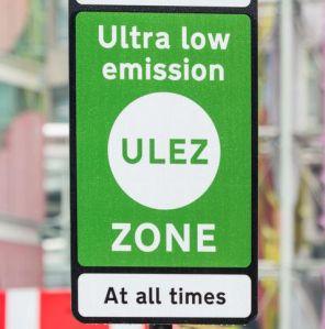 ULEZ Sign
