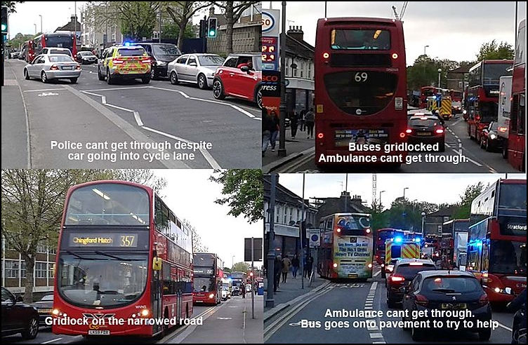 Waltham Forest Congestion